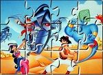 Play Jasmine: Aladdin Jigsaw Puzzle | EDisneyPrincess.com