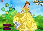 Belle Princess Dress Up