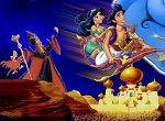 Jasmine and Aladdin