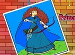 Play Merida Coloring | EDisneyPrincess.com
