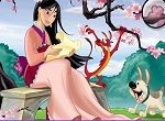 Play Mulan Hidden Letters | EDisneyPrincess.com