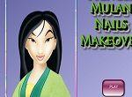 Play Mulan: Warrior Nails | EDisneyPrincess.com